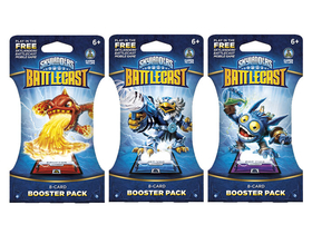 Skylanders Battlecast Booster Multi Pack