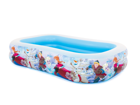 Intex Pool, Frozen