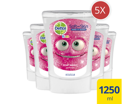 Dettol No-Touch течен сапун 5x250 m