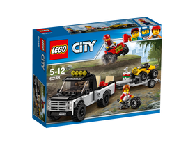 LEGO® City 60148 ATV versenycsapat