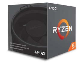 AMD Ryzen 5 2600  (3600Mhz 16MBL3 Cache 12nm 65 W AM4) процесор