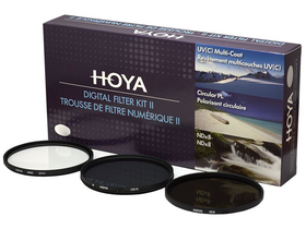 Hoya Digital Filter Kit II set filtrov, 37mm