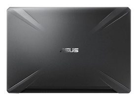 Asus TUF Gaming FX705GD-EW077 gamer notebook, fegyvermetál