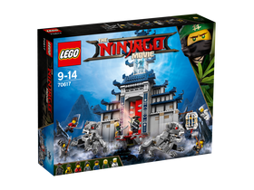 LEGO® Ninjago Temple of the Ultimate Ultimate 70617