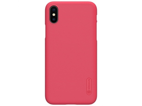 "Nillkin SUPER FROSTED plastični ovitek za Apple iPhone X (5,8""), rdeč"