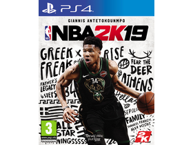 NBA 2K19 PS4 hra