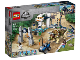 LEGO® Jurassic World 75937 Triceratops Rampage