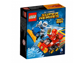 LEGO® Super Heroes Mighty Micros: Flash i Captain Cold 76063