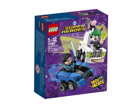 76093 LEGO SUPERHEROES - Mighty Micros: Nightwing™ vs. The Joker™