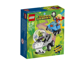 LEGO® Super Heroes Mighty Micros: Supergirl™ protiv Brainiac™  76094