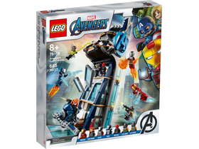Lego® Super Heroes 76166 Avengers Tower Battle