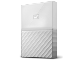 "WD My Passport 2,5"" 1TB USB3, бял (WDBYNN0010BWT-WESN)"