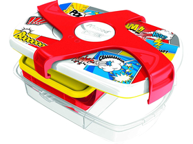 Maped Picknik `Concept` Lunchbox, Comics