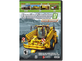 Farming Simulator 17 Official Expansion 2 PC hra