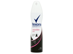 Rexona Invisible Pure dezodor, 150ml