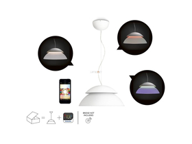 Philips hue Beyond 1 LED lampa, bijela (71200/31/PH)