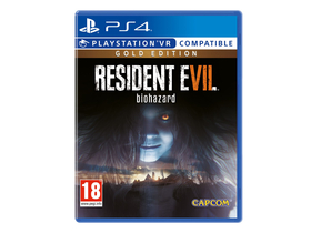 Resident Evil 7: Biohazard Gold Edition PS4 hra