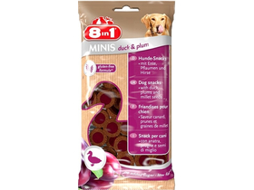 8in1 Minis duck & plums Leckerli