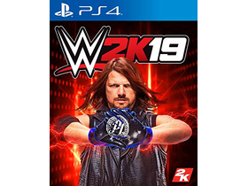 WWE 2K19 PS4 hra