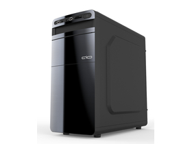 Carcasa PC AIO Orbic High Gloss Black