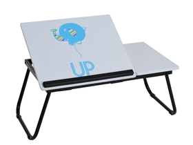 Masa laptop, design elefant, Marime: 55x32x27 cm