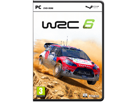 FIA World Rally Championship 6 (WRC 6) PC
