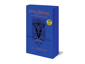 J. K. Rowling - Harry Potter and the Philosopher`s Stone - Ravenclaw Edition