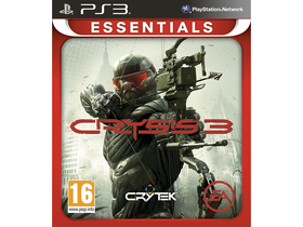 Crysis 3 Essentials PS3  herní software