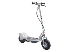 Razor - E300 Electric Scooter, srebrn