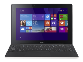 Acer Aspire Switch 10 (NT.MX1EU.002) 64GB tablet, White (Windows 8.1)