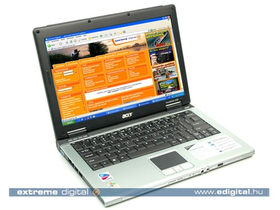 Acer TravelMate 8101 notebook