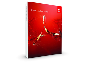 Adobe Acrobat Professional software 11 EU MAC , English