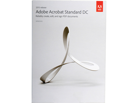 Adobe Acrobat Standard DC 2015 WIN HUN Full license 1 User