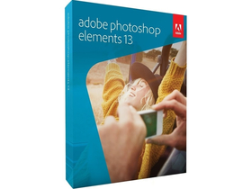 Adobe Photoshop Elements 13 Multiple Platforms International English Full Box 1 User