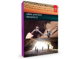 Adobe Premiere Elements 12 sofware EU MLP Box Full, angolicky jazyk