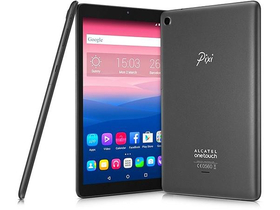 "Alcatel Onetouch Pixi 3 10"" 8GB Wi-Fi tablet, Black (Android)"