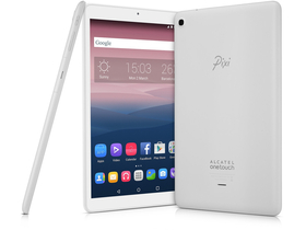 "Alcatel Onetouch Pixi 3 10"" 8GB Wi-Fi tablet, White (Android)"