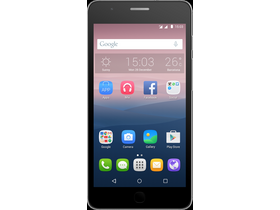 Alcatel Pop Up 5.0 Dual SIM, Black (Android)