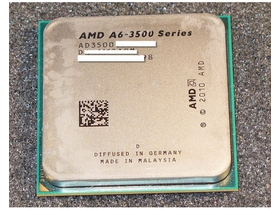 AMD FM1 A6-Series A6 X3 3500 BOX procesor