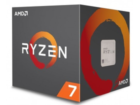 AMD Ryzen 7 2700 3.2GHz AM4 box processzor (YD2700BBAFBOX)