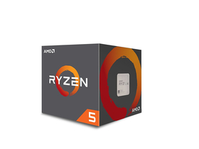 AMD Ryzen 5 1600 Socket AM4 box (YD1600BBAEBOX)