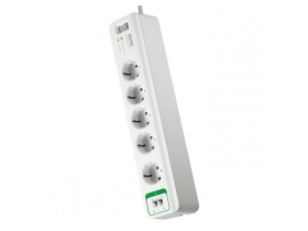 APC Essential SurgeArrest 5 outlets with phone protection 230V Germany