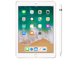 Apple iPad 6 9.7 Wi-Fi 32GB, gold (mrjn2hc/a)