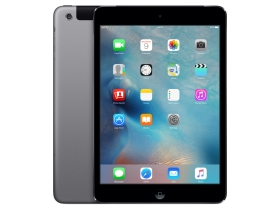 Apple Retina iPad mini Wi-Fi + Cellular 32GB, astro-sivý (me820hc/a)