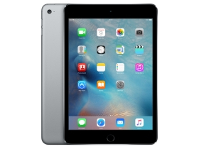 Apple iPad mini 4 Wi-Fi 128GB, gray (mk9n2hc/a)