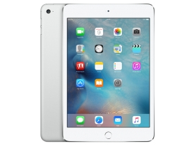 Apple iPad mini 4 Wi-Fi 128GB, сребрист (mk9p2hc/a)