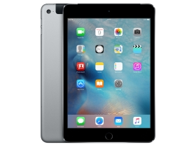 Apple iPad mini 4 Wi-Fi + Cellular 128GB, astrogrey (mk762hc/a)
