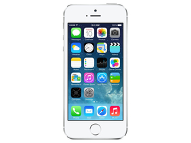 Apple iPhone 5S 16GB, White/Silver