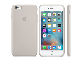 Toc silicon Apple iPhone 6s Plus gri (mkxn2zm/a)