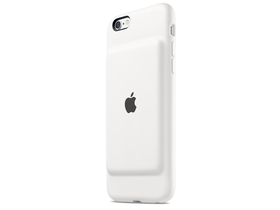 Apple iPhone 6s Smart Battery Case, бял